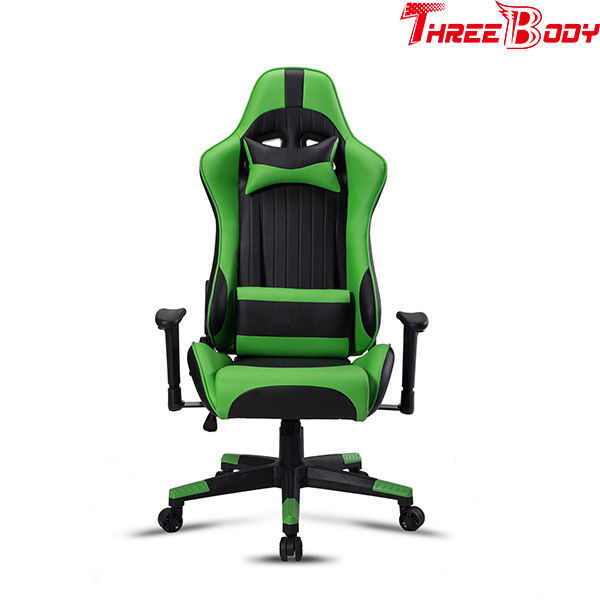 China Wholesale Custom Leather PC Racing Reclining Gaming Office Chair