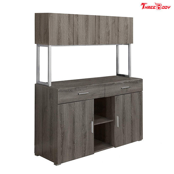 Executive Modern Office Furniture 48 Inch Conference Room Office Storage Credenza